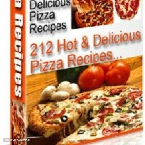 Pizza Recipes Hot & Delicious eBook PDF