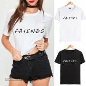 Fashion Friends Women's Men's T-Shirt